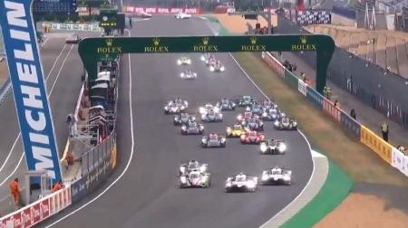 「第88回ル・マン24時間耐久レース」決勝