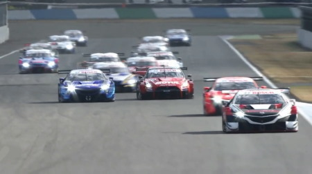 2020スーパーGTラウンド7「ツインリンクもてぎ」決勝
