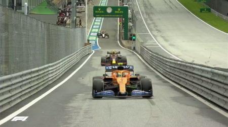 2020年F1第1戦オーストリアGP、FP1結果