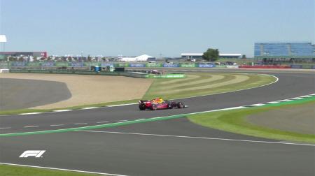 2020年F1第5戦F1 70周年記念GP、FP1結果