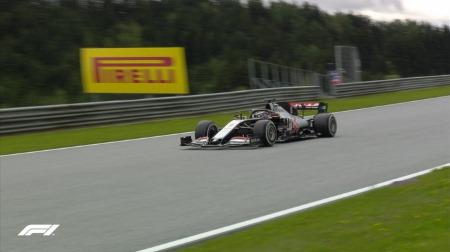 2020年F1第1戦オーストリアGP、FP2結果