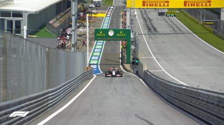 2020年F1第2戦シュタイアーマルクGP、FP2結果