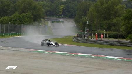 2020年F1第3戦ハンガリーGP、FP2結果