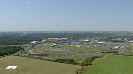 2020年F1第4戦イギリスGP、FP2結果