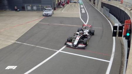 2020年F1第5戦F1 70周年記念GP、FP2結果