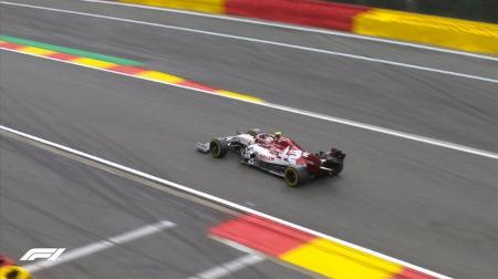 2020年F1第7戦F1 ベルギーGP、FP2結果