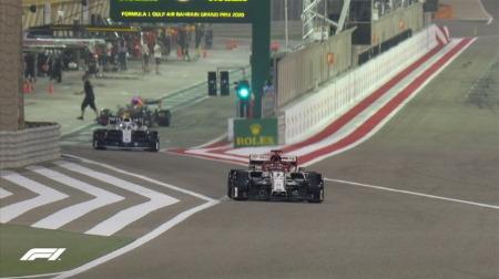 2020年F1第15戦F1バーレーンGP、FP2結果