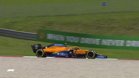 2020年F1第1戦オーストリアGP、FP3結果