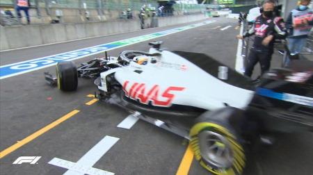2020年F1第7戦F1 ベルギーGP、FP3結果
