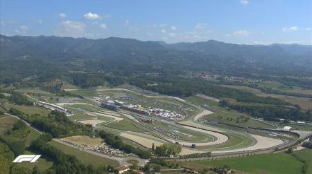 2020年F1第9戦F1 トスカーナGP、FP3結果