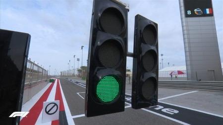 2020年F1第15戦F1バーレーンGP、FP3結果