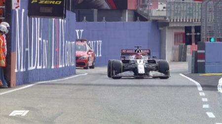 2021年F1第2戦F1エミリア・ロマーニャGP、FP3結果