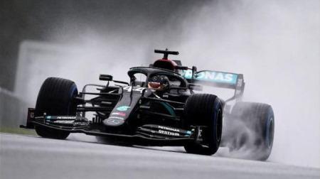 2020年F1第2戦 シュタイアーマルクGP、PPはハミルトン