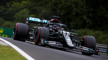 2020年F1第3戦 ハンガリーGP、PPはハミルトン