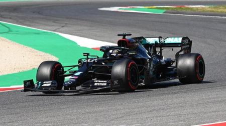 2020年F1第9戦 トスカーナGP、PPはハミルトン