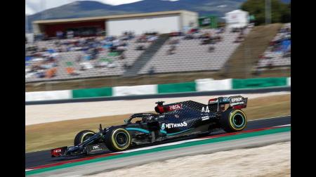 2020年F1第12戦 ポルトガルGP、PPはハミルトン