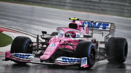 2020年F1第14戦 トルコGP、PPはストロール