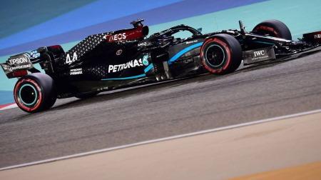 2020年F1第15戦 バーレーンGP、PPはハミルトン