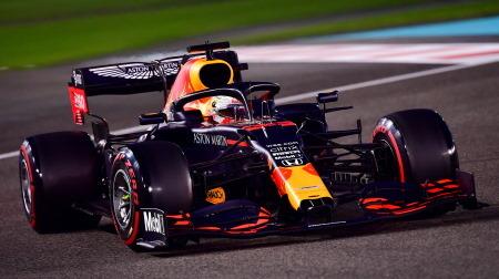 2020年F1第17戦 アブダビGP、PPはフェルスタッペン