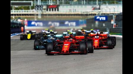 【PU不正疑惑】ライバルチームに対し「FIAを信じよう」とフェラーリのルクレール