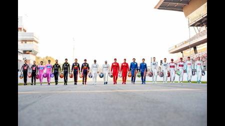 2020年F1最終戦は2月?