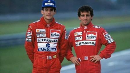 F1史に残るライバルドライバー