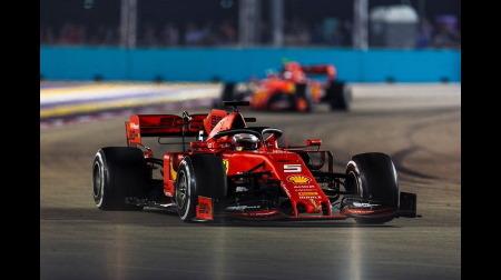 フェラーリ、PASでメルセデスのDASに類似した効果を得る?