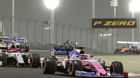 コートマスターズ「F1 2020」はコロナ延期を反映させず