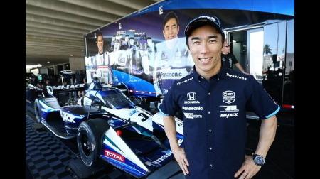 佐藤琢磨、「IndyCar iRacing Challenge」に参戦を決意