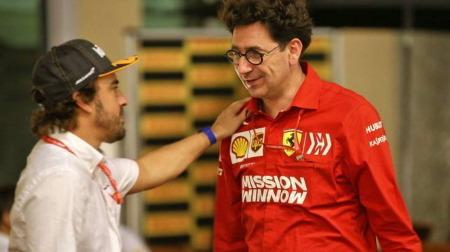 アロンソ、フェラーリからF1復帰か?
