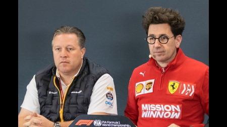 ザク・ブラウン「フェラーリなしでもF1はやっていける」