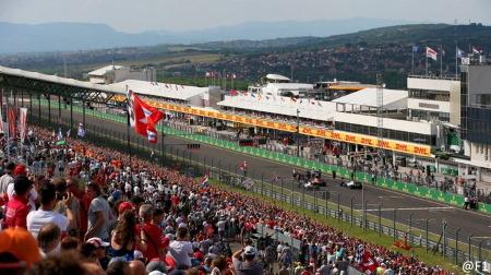 F1ハンガリーGP、政府の決定により観客を入れずに開催へ
