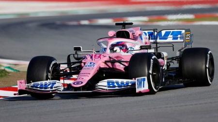 FIA、ピンク・メルセデスについてレーシングポイントのファクトリーを調査
