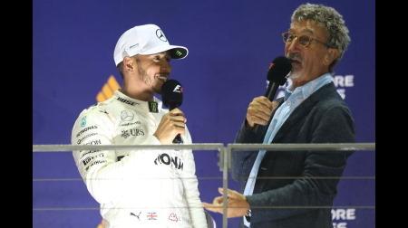 ハミルトン、フェラーリ移籍か?