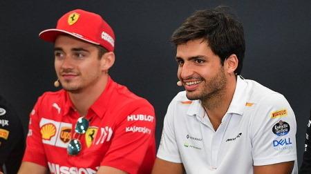 フェラーリ、ベッテルの後任はサインツに決定か?