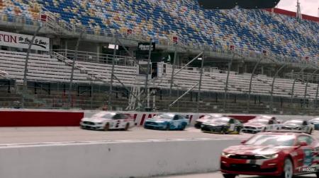 NASCAR、コロナで中断をはさむも無事再開
