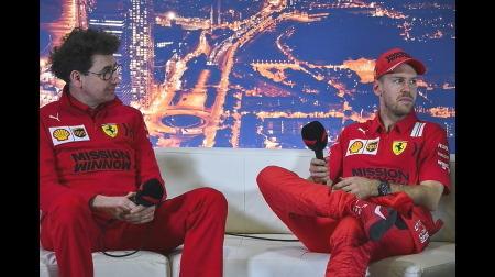 フェラーリのビノット、ベッテルリリースの判断は正しいと語る
