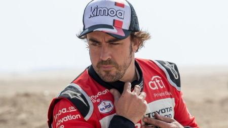 アロンソ、F1復帰を匂わす