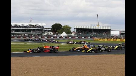F1イギリスGP@シルバーストン、英国政府とF1側の協議が続く