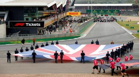 F1イギリスGP、関係者の隔離措置免除が認められず