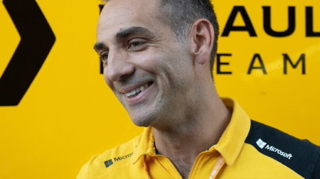 ルノーF1アビテブール、ワークス撤退の噂を否定