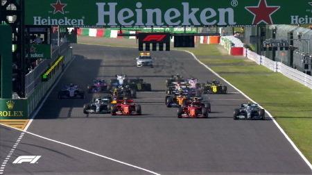 鈴鹿でのF1日本GP、開催できそう