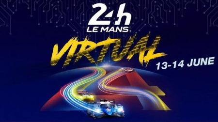ル・マン24時間バーチャルにF1ドライバーらも参戦