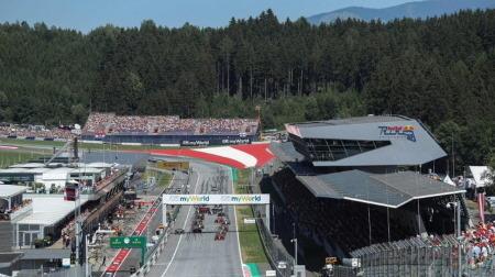 F1オーストリアGPダブルヘッダー、実現へ