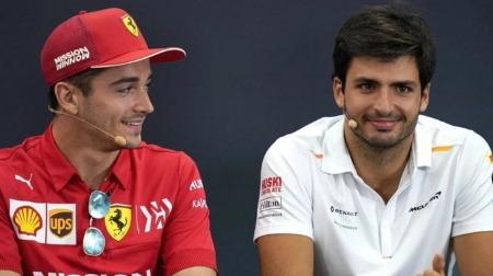 フェラーリにとってサインツ起用はマネジメント向上につながる?
