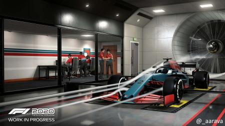 コードマスターズ「F1 2020」にPUレーティングも