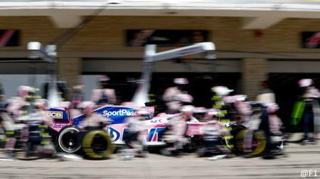 F1、ピットストップ関連機器の開発を禁止へ