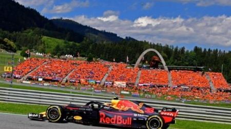 F1オーストリアGP、サーキット近隣のホテルに予約が殺到