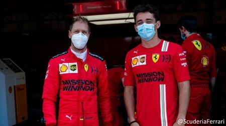 ビルヌーブ、フェラーリ内部での厳しい雰囲気展開を予想