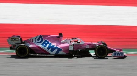 レーシングポイント、急成長を遂げる@F1オーストリアGP